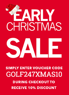 golf-direct-early-christmas-sale-10-percent-discount