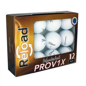 Reload ProV1x Balls