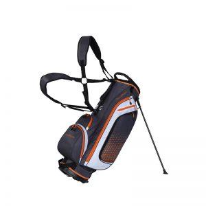 Heritage-Plus-9inch-stand-bag-Orange