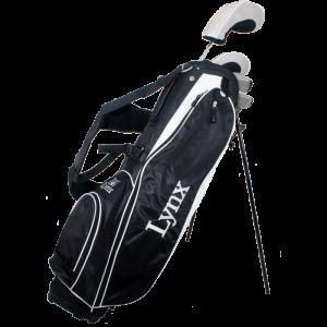 Silver-junior-set-bag