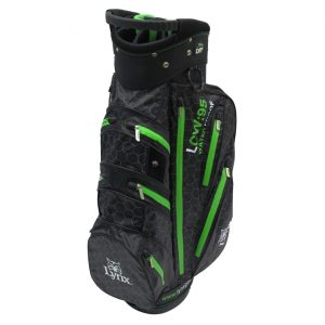 Lynx-Waterproof-Cart-Bag-Green